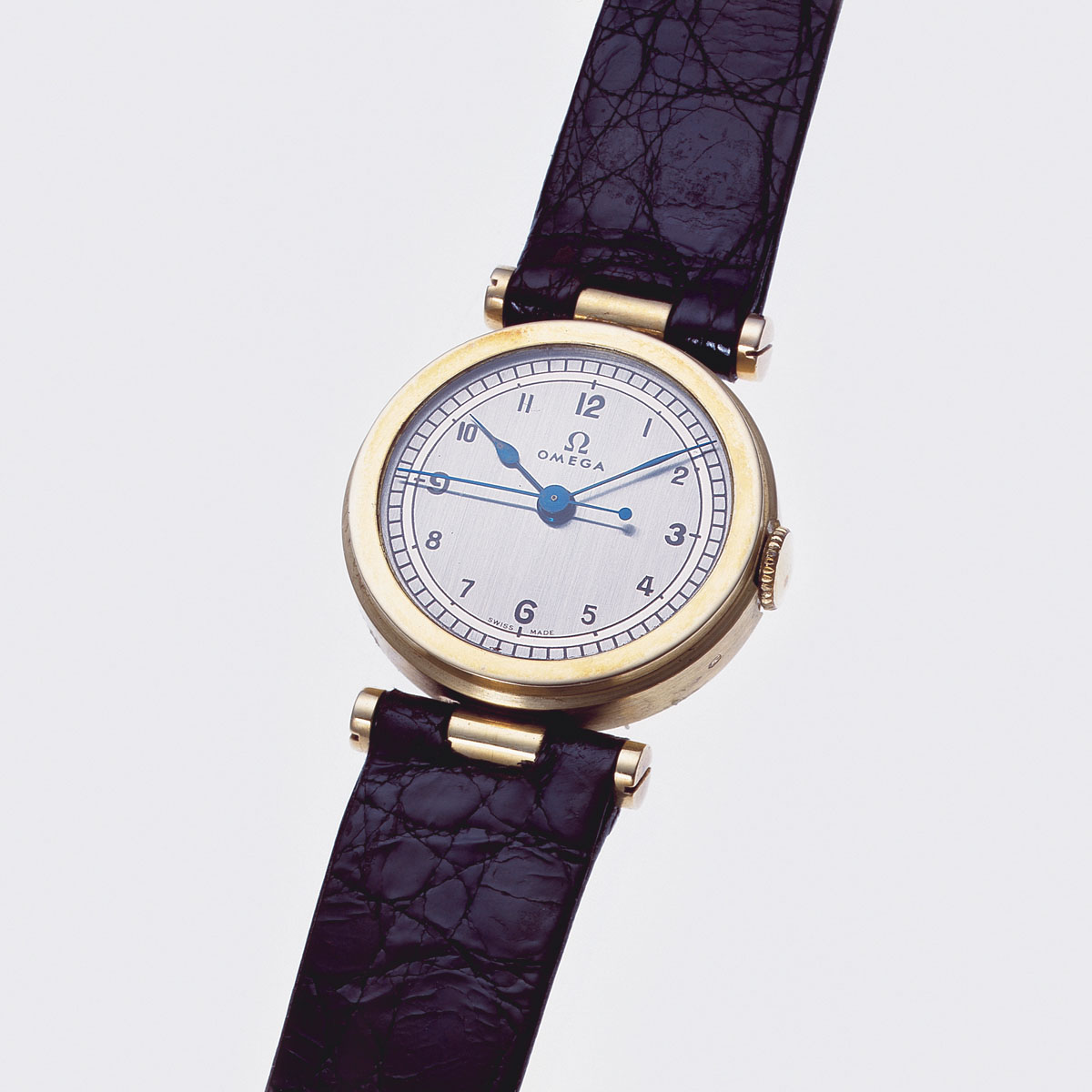 The OMEGA Medicus wristwatch