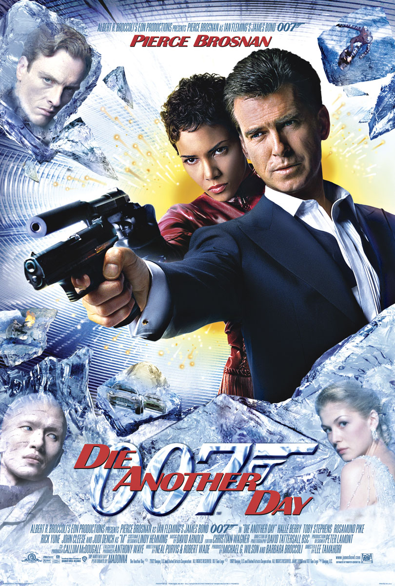 Poster cho Die Another Day