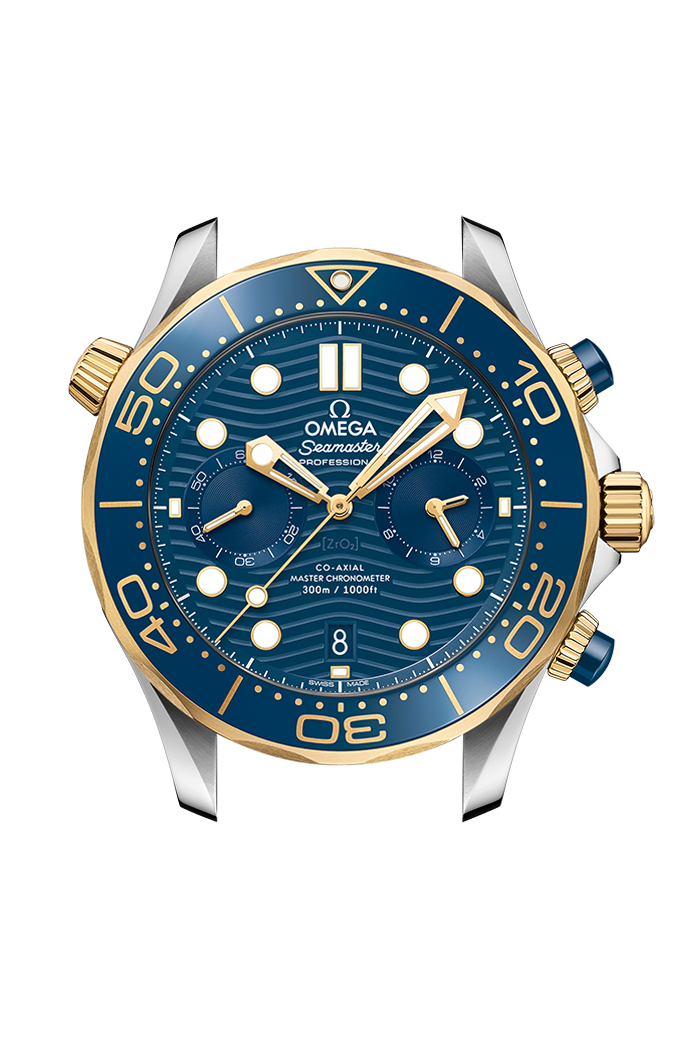 Omega Co-Axial Master Chronometer Chronograph 44 mm - 210.20.44.51.03.001