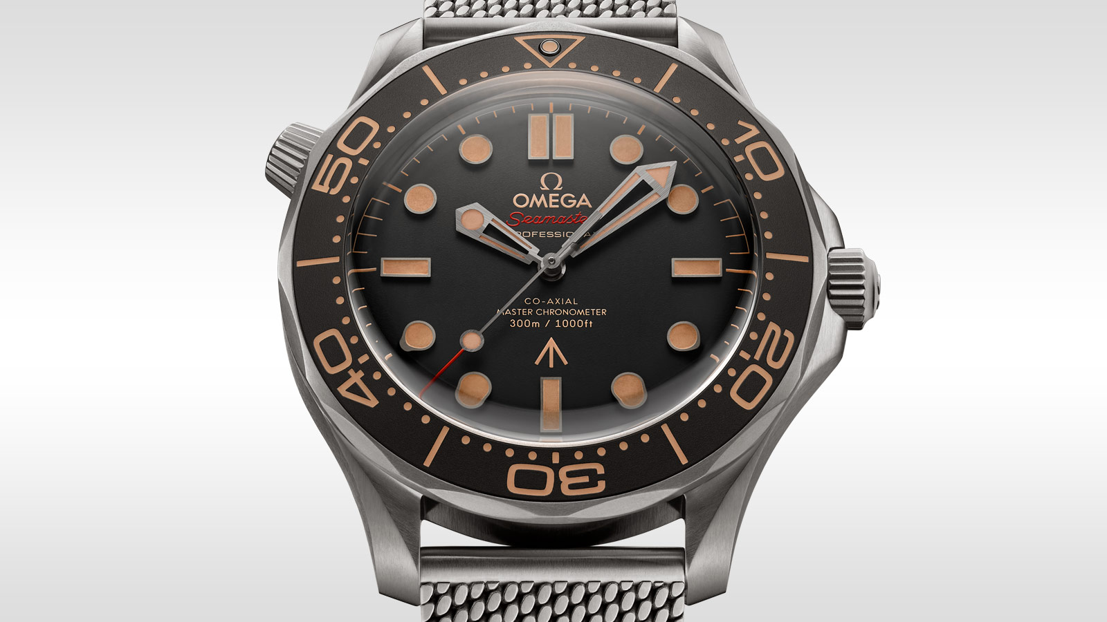 Seamaster Diver 300 M Diver 300M Omega Co‑Axial Master Chronometer 42 mm - 210.90.42.20.01.001 - View 4