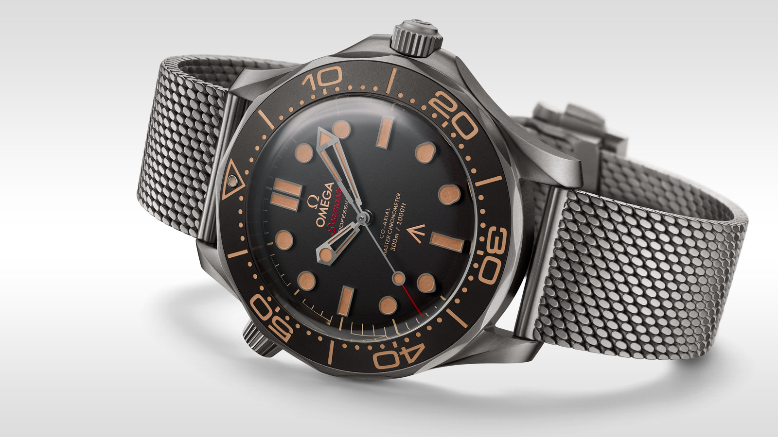Seamaster Diver 300 M Diver 300M Omega Co‑Axial Master Chronometer 42 mm - 210.90.42.20.01.001 - View 5