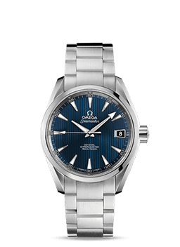 Seamaster Aqua Terra 150M Omega Co-Axial 38.5 mm - SKU 231.10.39.21.03.001