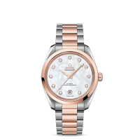 Co-Axial Master Chronometer femenino 38 mm - Referencia 220.20.38.20.55.001