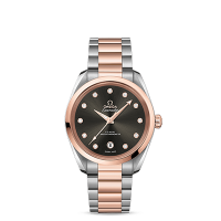 Omega Co-Axial Master Chronometer Damen 38 mm - SKU 220.20.38.20.56.001