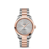 Co-Axial Master Chronometer femenino 38 mm - Número de referencia 220.20.38.20.56.002