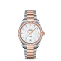 Co-Axial Master Chronometer Ladies' 38 mm - Codice prodotto 220.25.38.20.55.001