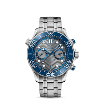 Co-Axial Master Chronometer Chronograph 44 mm - SKU 210.30.44.51.06.001