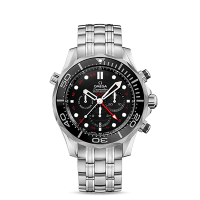 Co-Axial GMT Chronograph 44 mm - SKU 212.30.44.52.01.001