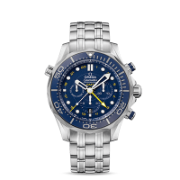 Chronographe Co-Axial GMT 44 mm - SKU 212.30.44.52.03.001