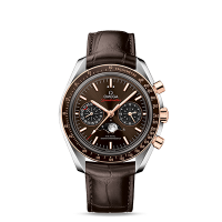 Co-Axial Master Chronometer Moonphase Chronograph 44.25 mm - SKU 304.23.44.52.13.001