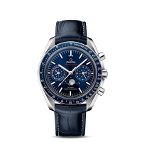 Co-Axial Master Chronometer Moonphase Chronograph 44.25 mm - Número de referencia 304.33.44.52.03.001