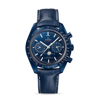 Co-Axial Master Chronometer Moonphase Chronograph 44,25 mm - Referencia 304.93.44.52.03.001