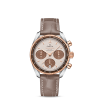 Co-Axial Chronometer Chronograph 38 mm - Referencia 324.23.38.50.02.002