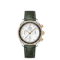 Co-Axial Chronometer Chronograph 38 mm - Referencia 324.28.38.50.02.001