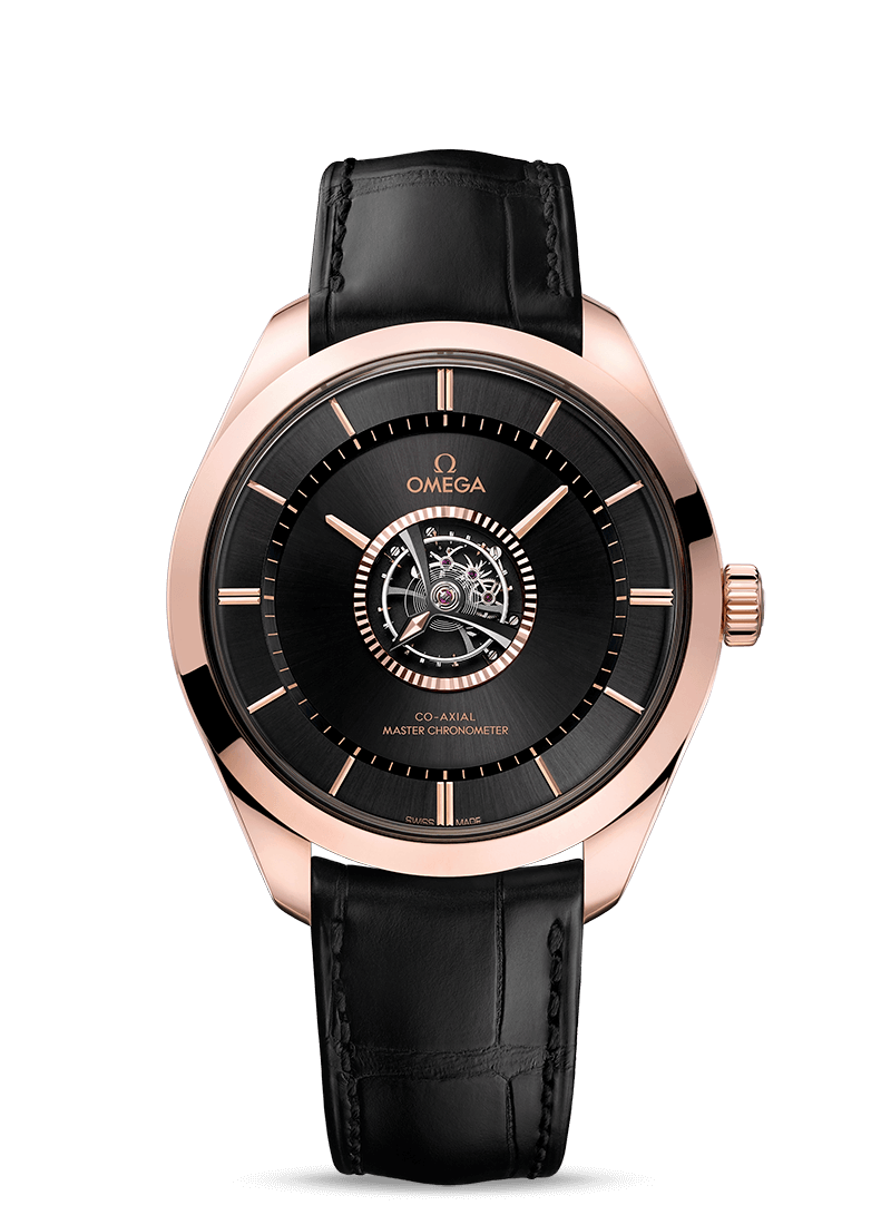 De Ville Tourbillon Пронумерованная серия - SKU 529.53.43.22.01.001 Watch presentation