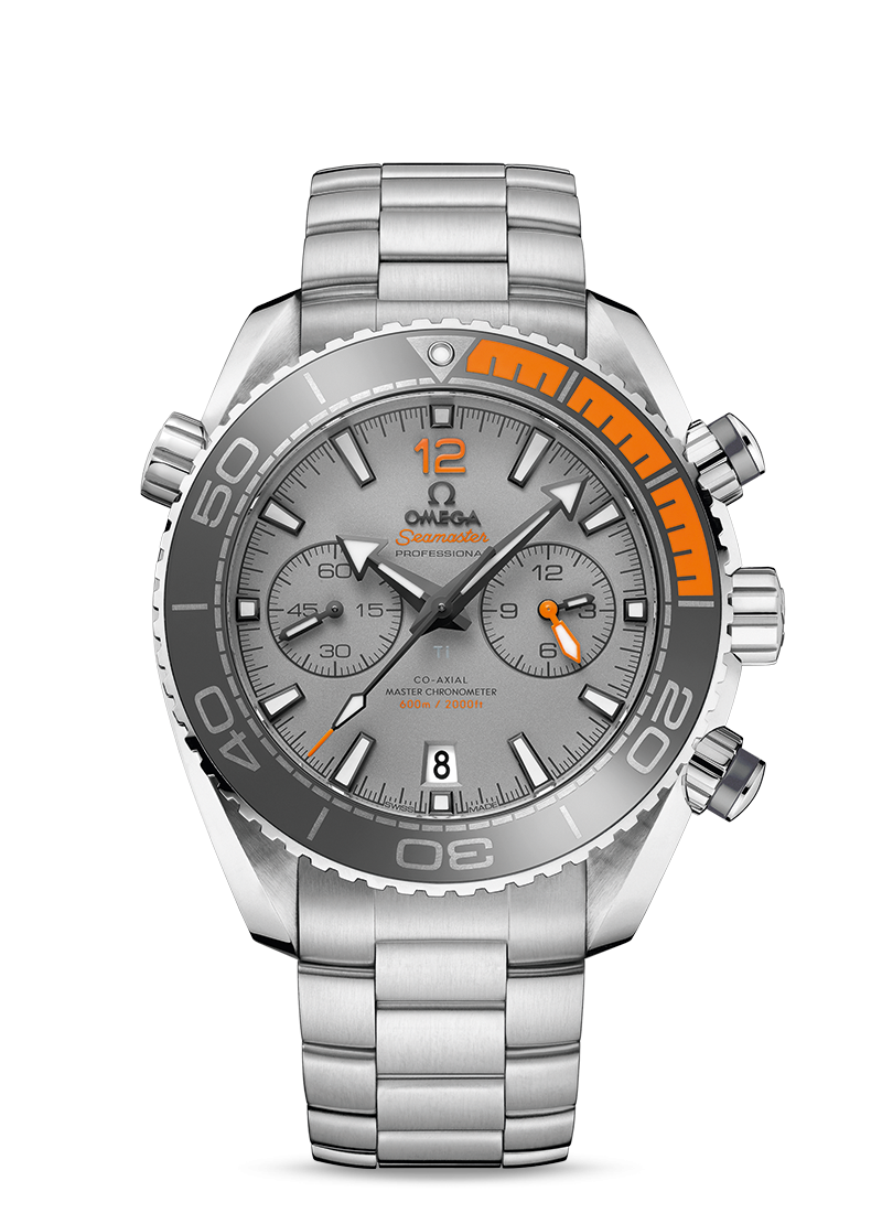 Seamaster Planet Ocean 600M Co-Axial Master Chronometer Chronograph 45,5 mm - SKU 215.90.46.51.99.001