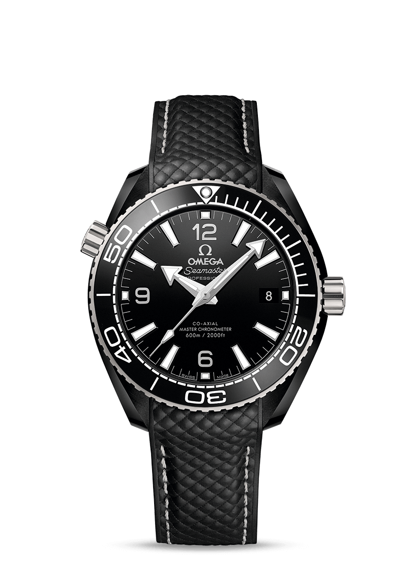 Seamaster Planet Ocean 600M Omega Co-Axial Master Chronometer 39,5 mm - SKU 215.92.40.20.01.001 Watch presentation