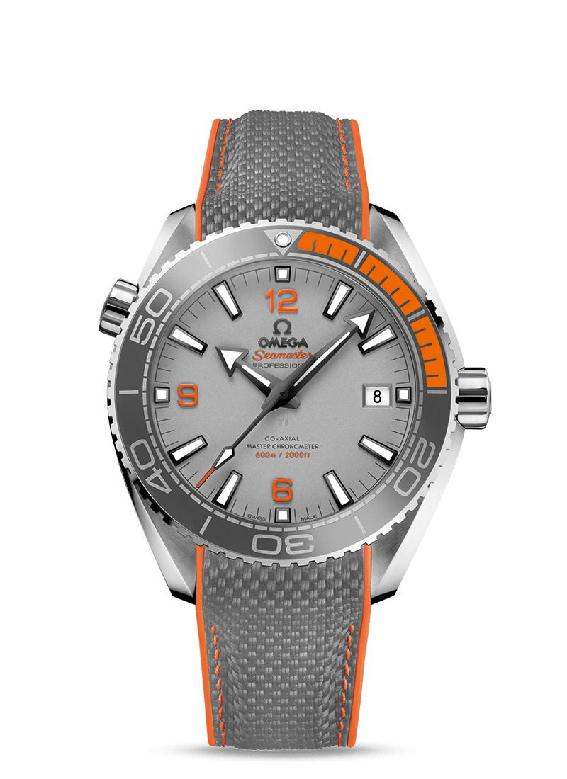 Seamaster Planet Ocean 600M Co-Axial Master Chronometer 43,5 mm - SKU 215.92.44.21.99.001