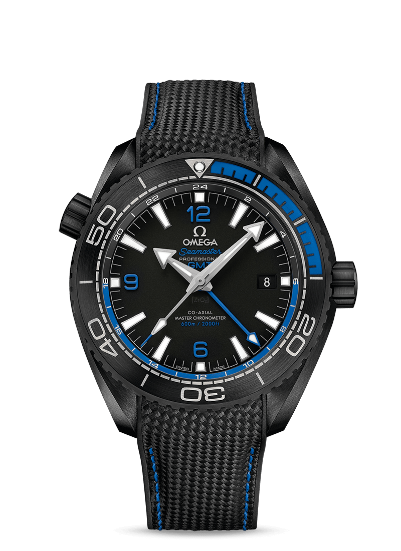 Seamaster Planet Ocean 600M Deep Black - SKU 215.92.46.22.01.002