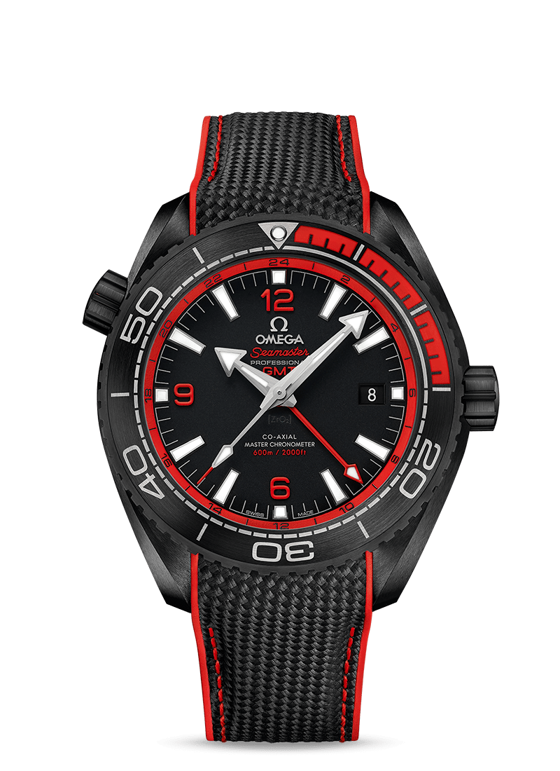 Seamaster Planet Ocean 600M Deep Black - SKU 215.92.46.22.01.003