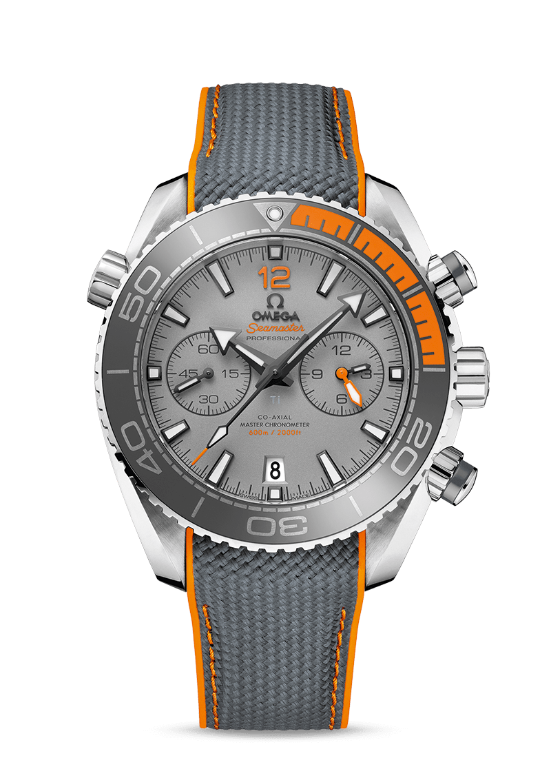 Seamaster Planet Ocean 600M Co-Axial Master Chronometer Chronograph 45,5 mm - SKU 215.92.46.51.99.001
