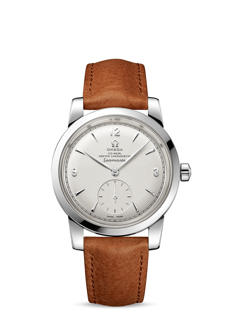 Seamaster Seamaster 1948 Co-Axial Master Chronometer Small Seconds 38 mm - SKU 511.12.38.20.02.001 Watch presentation