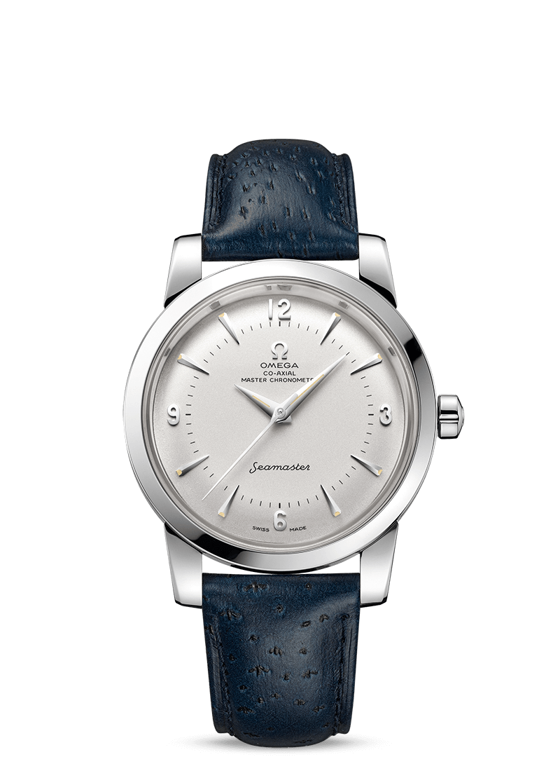 Seamaster Seamaster 1948 Co-Axial Master Chronometer 38 mm - SKU 511.13.38.20.02.001 Watch presentation