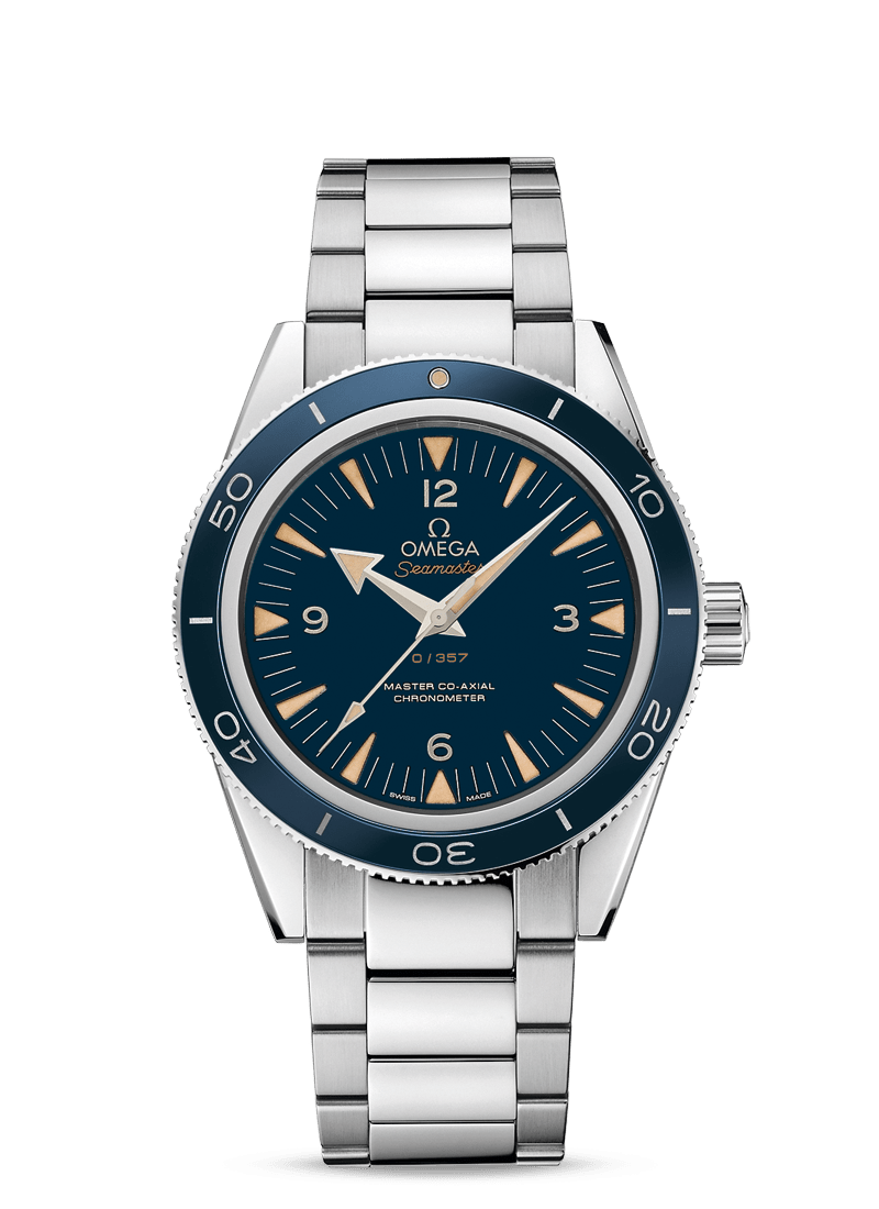 Seamaster Seamaster 300 Omega Master Co-Axial 41 mm - SKU 233.90.41.21.03.002 Watch presentation