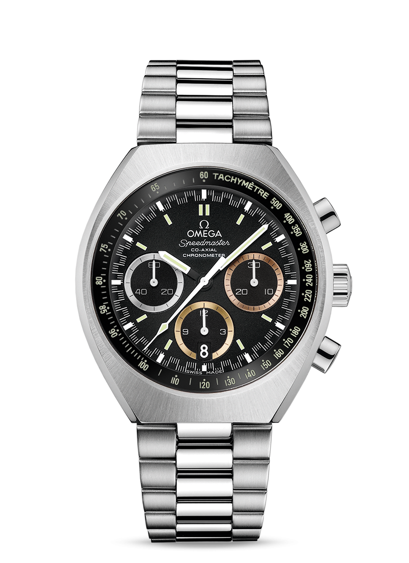 "Speedmaster Mark II ""Rio 2016"" Limited Edition - SKU 522.10.43.50.01.001 Watch presentation"
