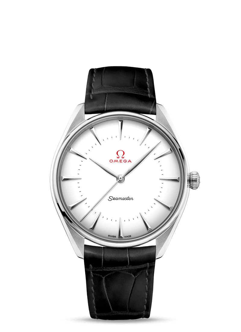Seamaster Olympic Official Timekeeper Co-Axial Master Chronometer 39.5 mm - Codice prodotto 522.53.40.20.04.002 Watch presentation