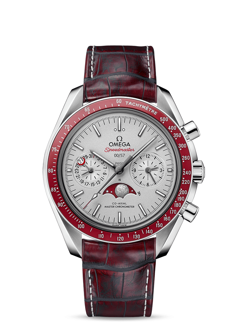 Speedmaster Moonwatch Omega Co-Axial Master Chronometer Moonphase Chronograph 44.25 mm - SKU 304.93.44.52.99.001