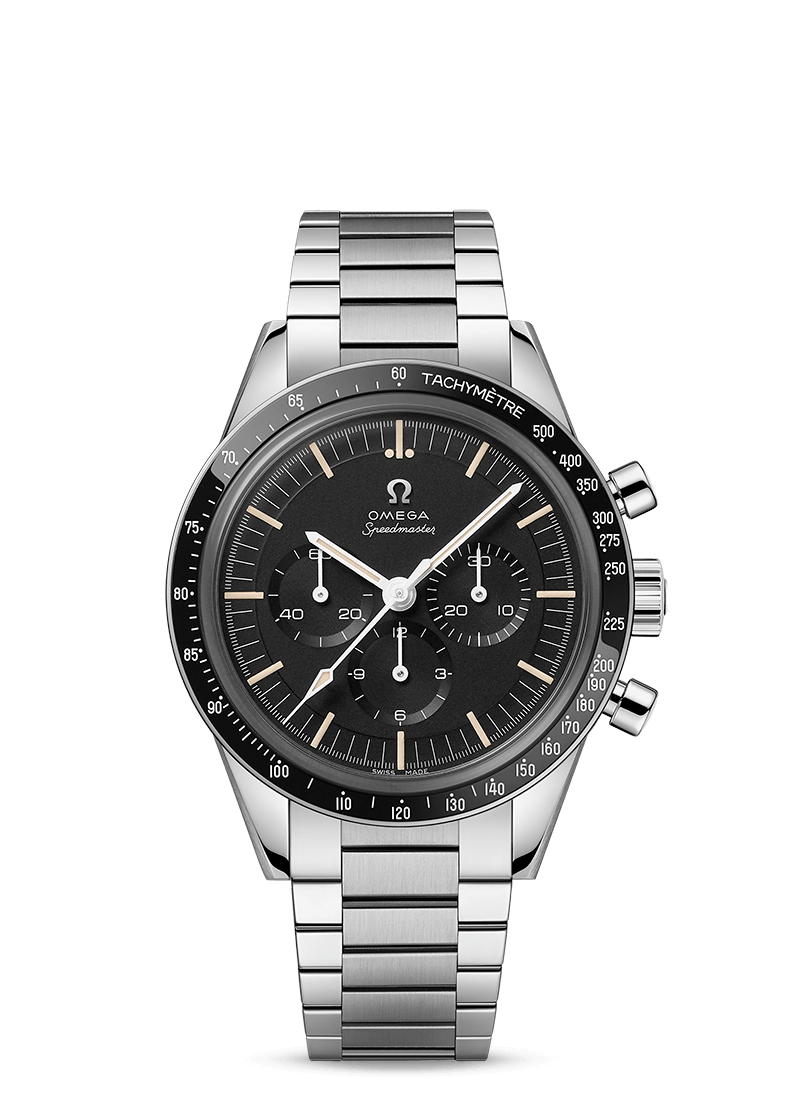 Speedmaster Moonwatch Calibre 321 - Número de referencia 311.30.40.30.01.001 Watch presentation