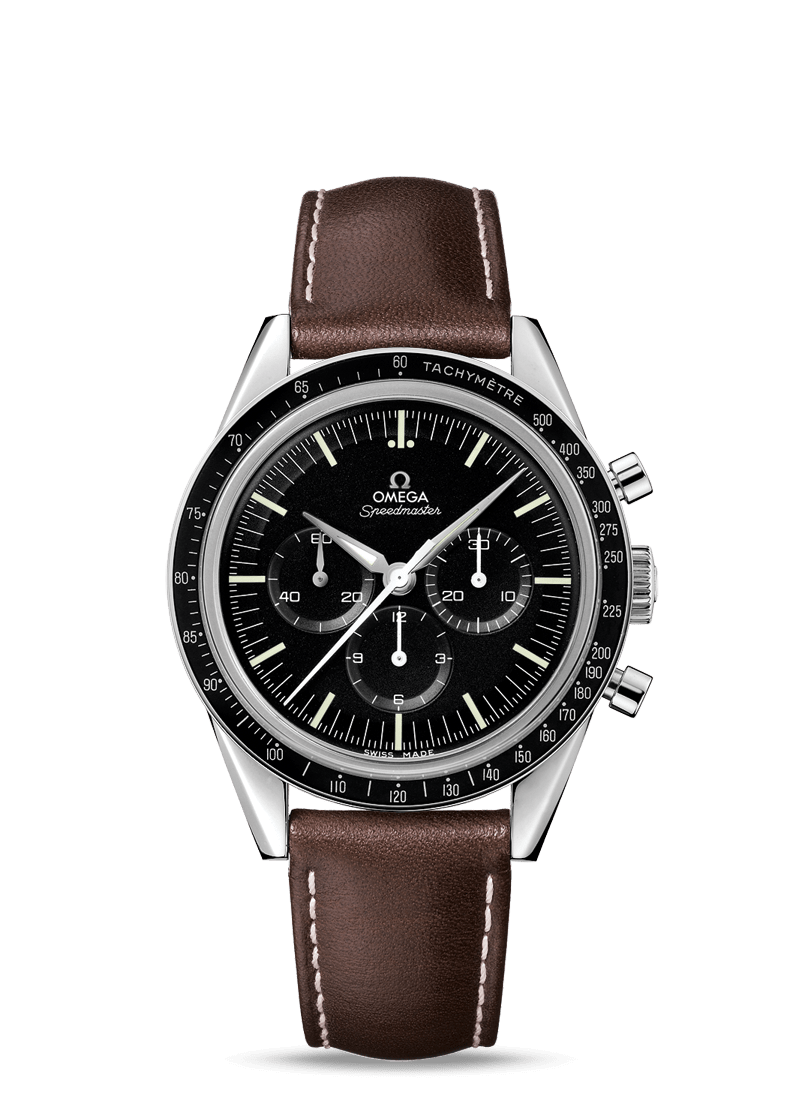 Speedmaster Moonwatch First OMEGA In Space - SKU 311.32.40.30.01.001 Watch presentation
