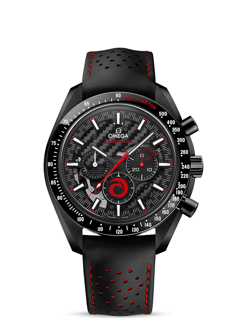 Speedmaster Dark Side of the Moon Team Alinghi - SKU 311.92.44.30.01.002 Watch presentation