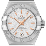 Omega Co-Axial Master Chronometer 27 mm