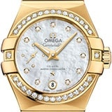 Omega Co-Axial Master CHRONOMETER Small Seconds 27 mm