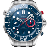 Co-Axial Master Chronometer Chronograph 44 mm