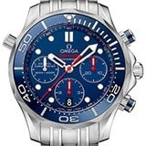 Co-Axial Chronometer Chronograph 44 mm