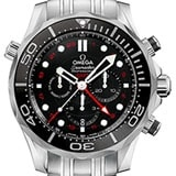 Co-Axial Chronometer GMT Chronograph 44 mm