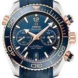 Co-Axial Master Chronometer Chronograph 45,5mm
