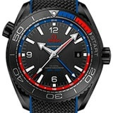Co-Axial Master Chronometer GMT 45,5 mm