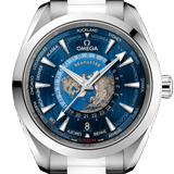Co-Axial Master Chronometer GMT Worldtimer 43 mm
