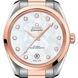 Omega Co-Axial Master Chronometer Damen 38 mm