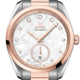 Co-Axial Master Chronometer Small Seconds 38 mm