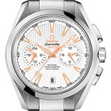 Co-Axial Chronometer GMT Chronograph 43 mm