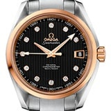 Omega Co-Axial 38.5 mm