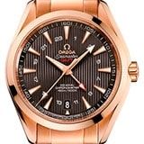 Co-Axial Chronometer GMT 43 mm