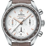 Co-Axial Chronometer Chronograph 38 mm