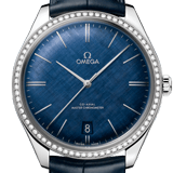 Omega Co-Axial Master Chronometer 40 mm