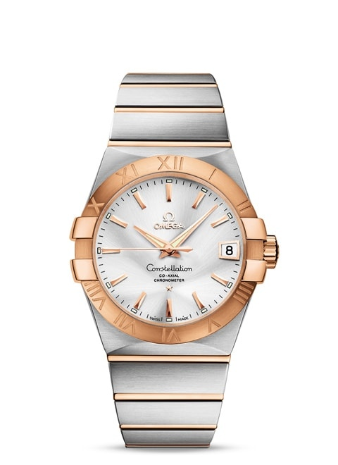 Constellation Omega Co-Axial 38 mm - 123.20.38.21.02.001